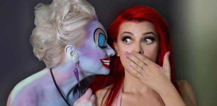 beatrice nicolaie efecte speciale makeup